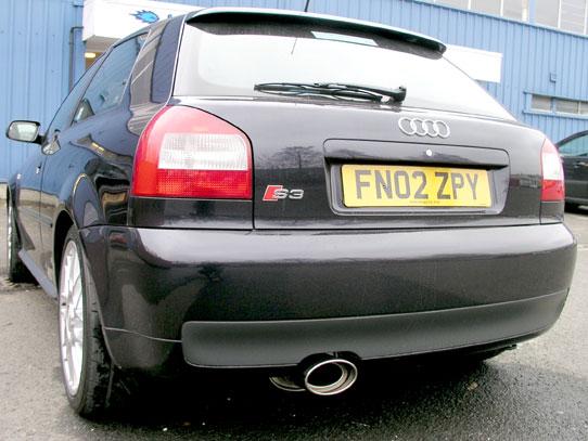 Performance Exhaust System >> TTS Roadsport